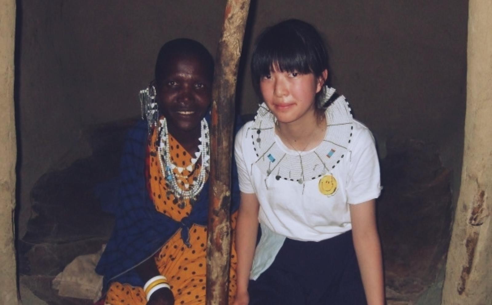 タンザニアで医療 志賀日向子